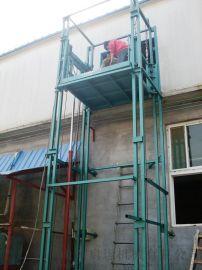固定升降机液压式货梯仓库装卸平台临沂市货梯销售