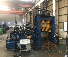 全自动大型龙门式重废废钢液压剪切机