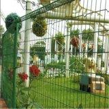 城市草坪双圈网定制 园林铁丝卷圈-绿化围栏防护