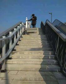 轮椅自动升降台增城市销售楼道电梯无障碍爬升机
