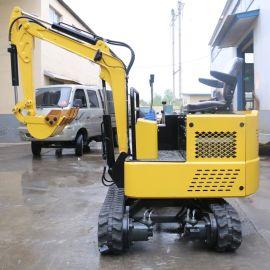 配置高微型多功能挖掘机 迷你先导液压系统挖掘机