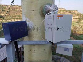 脫硫脫硝煙氣在線監測具備的報警系統