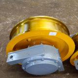 600×150 淬火調質車輪組 軌道車輪組