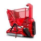 白山牧场液压式玉米秸秆回收机二次粉碎秸秆回收机报价