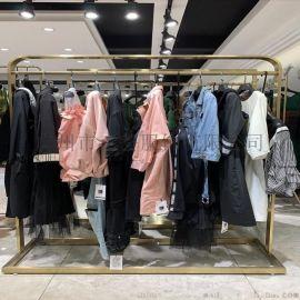 杭州时尚蒂言DIYA折扣走份/深圳品牌女装尾货