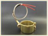 全封閉銅鋁電加熱圈陶瓷雲母加熱片圈高溫
