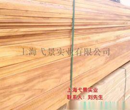 供應紅梢木古建築紅梢木實木地板木,防腐木地板