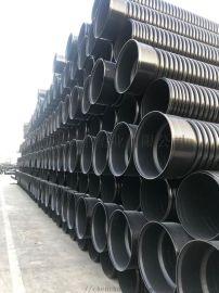 湖南HDPE塑料管波纹管增强缠绕管分析的特点