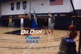篮球发球机 篮球智能发球机 篮球投篮发球机