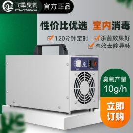 飞歌10G手提式家用型臭氧发生器家居消**菌臭氧消毒机