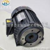 工程機注塑機配件通用單相異步電動機1/2HP電機