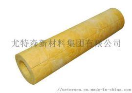 尤特森建筑保温材料高温隔热消音玻璃棉管