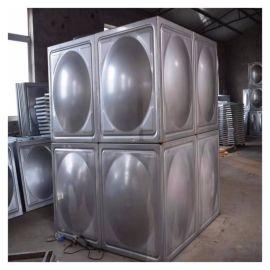 水箱定做 泽润 玻璃钢消防水箱 生活用水水箱