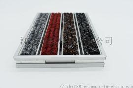 南京铝合金除尘垫厂家铝合金地毯
