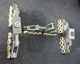 欧式悬挂行车,铝合金轨道吊车,铝轨起重机