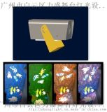 防水led图案logo灯 led防水水纹灯