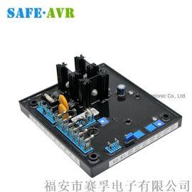 KR110-6柴油无刷发电机稳压板自动电压调节器