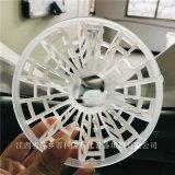 上海垃圾焚燒項目DN145塑料花環也稱梅花環填料