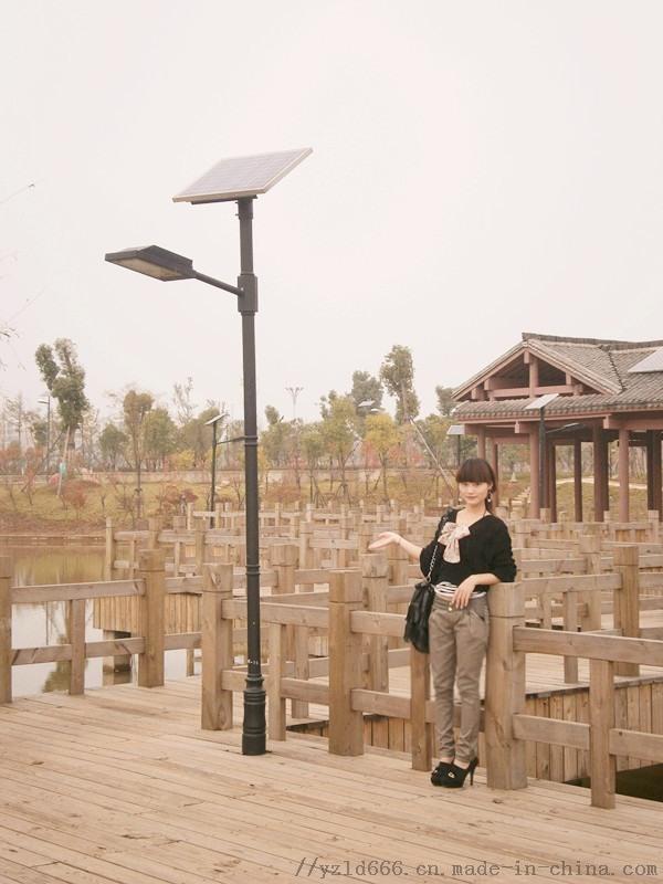 郭集太阳能路灯厂家价格