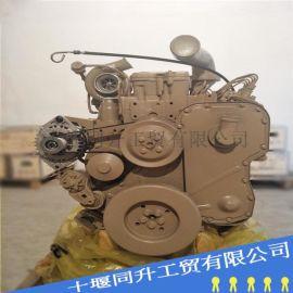 东风康明斯B190 33柴油发动机 卡车用发动机