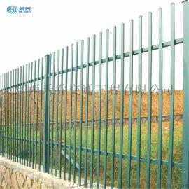 湖北达州禾乔直销喷塑可选色锌钢护栏
