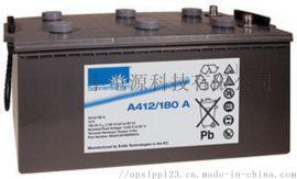 德光阳光蓄电池A412-180A, 12V180AH铅酸免维护蓄电池,UPS