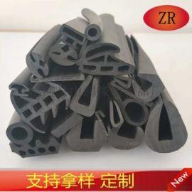 建筑器械设备用PVC胶条U型防护橡塑密封条
