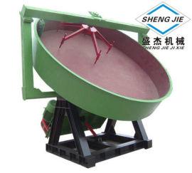 有机肥圆盘造粒机造粒技术