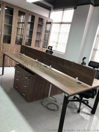 广西南宁隔断屏风工位卡座办公桌椅办公家具直销