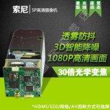 SONY索尼机芯EV7520A/FCB-CV7520A SDI IP带存储编码控制板全新包邮