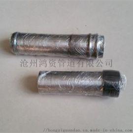 直销江苏声测管厂家生产桩基用钳压式声测管