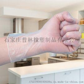 一次性pvc手套防护手套透明色手套