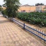 福建廈門庭院pvc護欄 鄉村改造草坪護欄