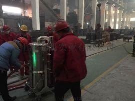张家港重型工业吸尘器车间吸高温粉尘颗粒吸尘器