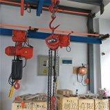 懸臂吊用電動環鏈葫蘆 電動倒鏈 起重葫蘆提升機