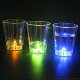 厂家直销LED发光小酒杯