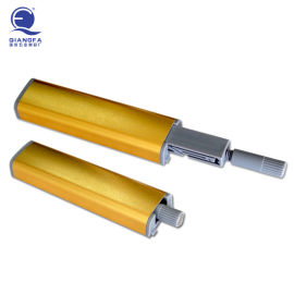底裝隱形免拉手抽屜反彈器 衣櫃按壓式門碰門吸鋁