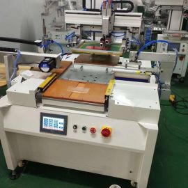 厦门亚克力标牌丝印机手提袋网印机电器外壳丝网印刷机