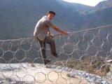 被动边坡防护网施工 安装主动防护网