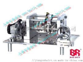 4.手动式机械系统传动创新组合设计实验台