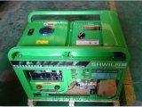 220A柴油發電電焊機一體移動式