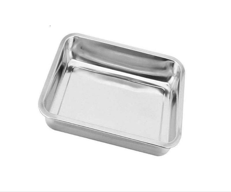 方形盤 快餐取餐盤 實驗室消毒盤 水餃盤