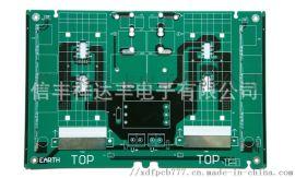 双面埋铜片 PCB 板