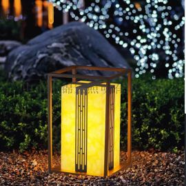 户外不锈钢防水柱头灯 锦宏柱头灯 厂家直销柱头灯
