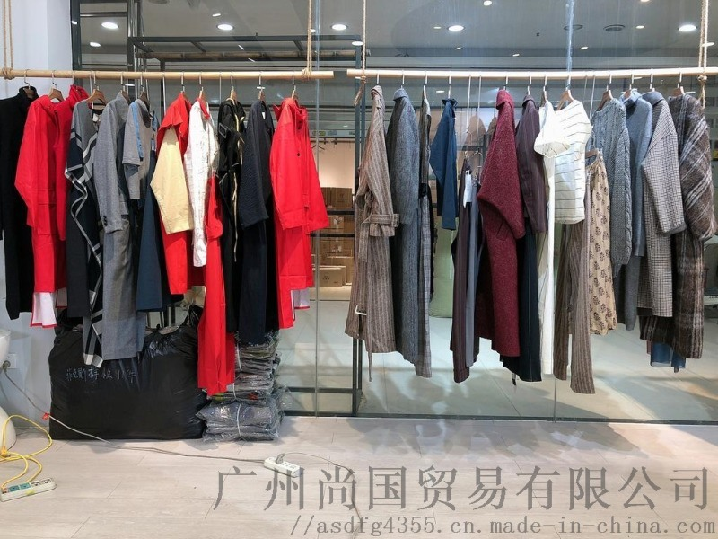 【也布是摩斯米诺】20秋冬品牌/女装折扣/尾货走份
