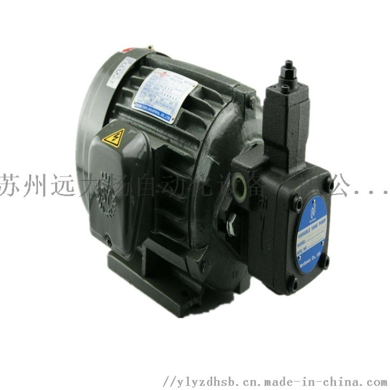 北部精机变量叶片泵VPVCC-F1212-A3A3-02