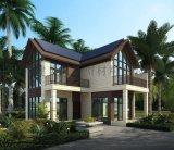 快美筑家轻钢别墅为了让别墅获得更多消费者的欢迎