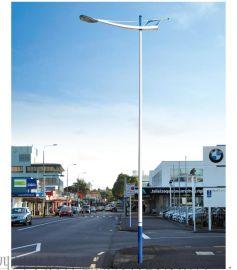 单臂4米6米道路灯 市政分体式LED路灯