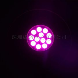 led全光谱植物生长补光灯花卉成长灯家用绿植花卉