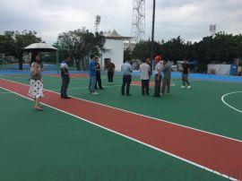 篮球场建设及环保篮球场施工建设厂家